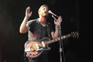 Black Keys End Tour with Potent Forecastle Set