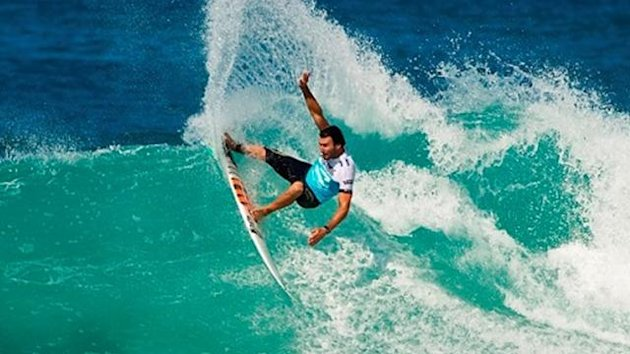 Australia&#39;s Joel Parkinson (ASP)