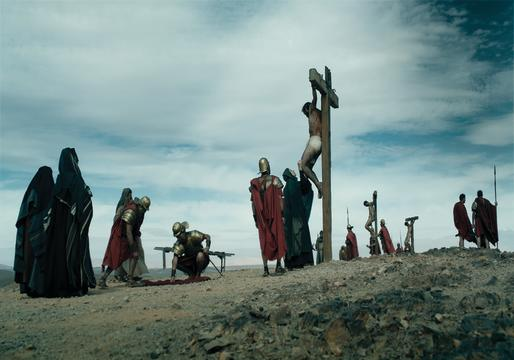 Killing Jesus First Look: Jesus' Crucifixion Recreated for NatGeo