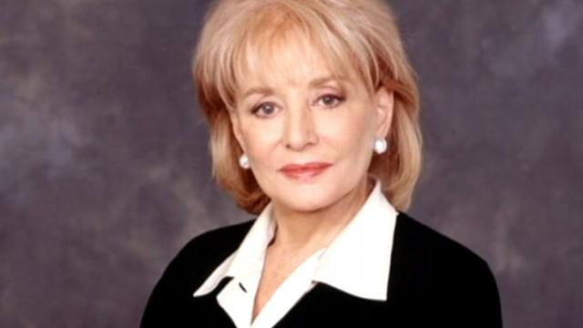 Barbara Walters Hospitalized With Chicken Pox
