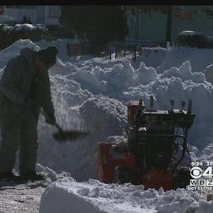 Website Connects Volunteers With People Who Need Help Shoveling