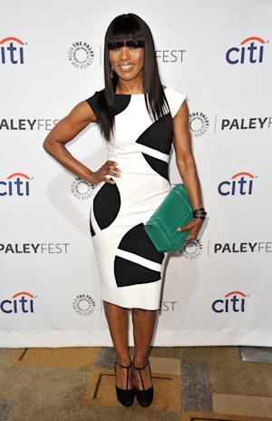 "Angela Bassett arrives at PALEYFEST 2014 - ""American …"