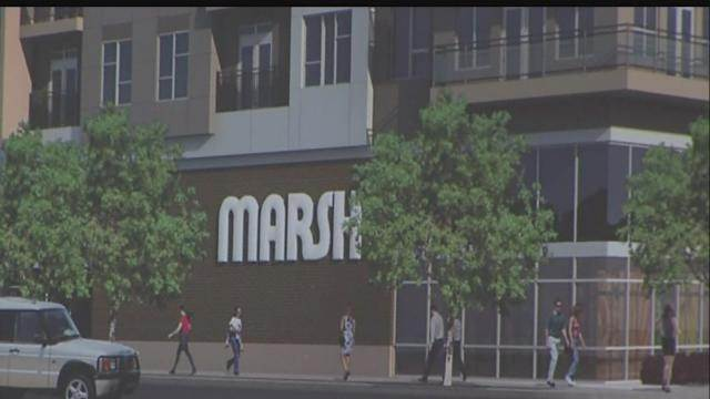 Construction starts on new downtown retail, apartments called 'Block 400'