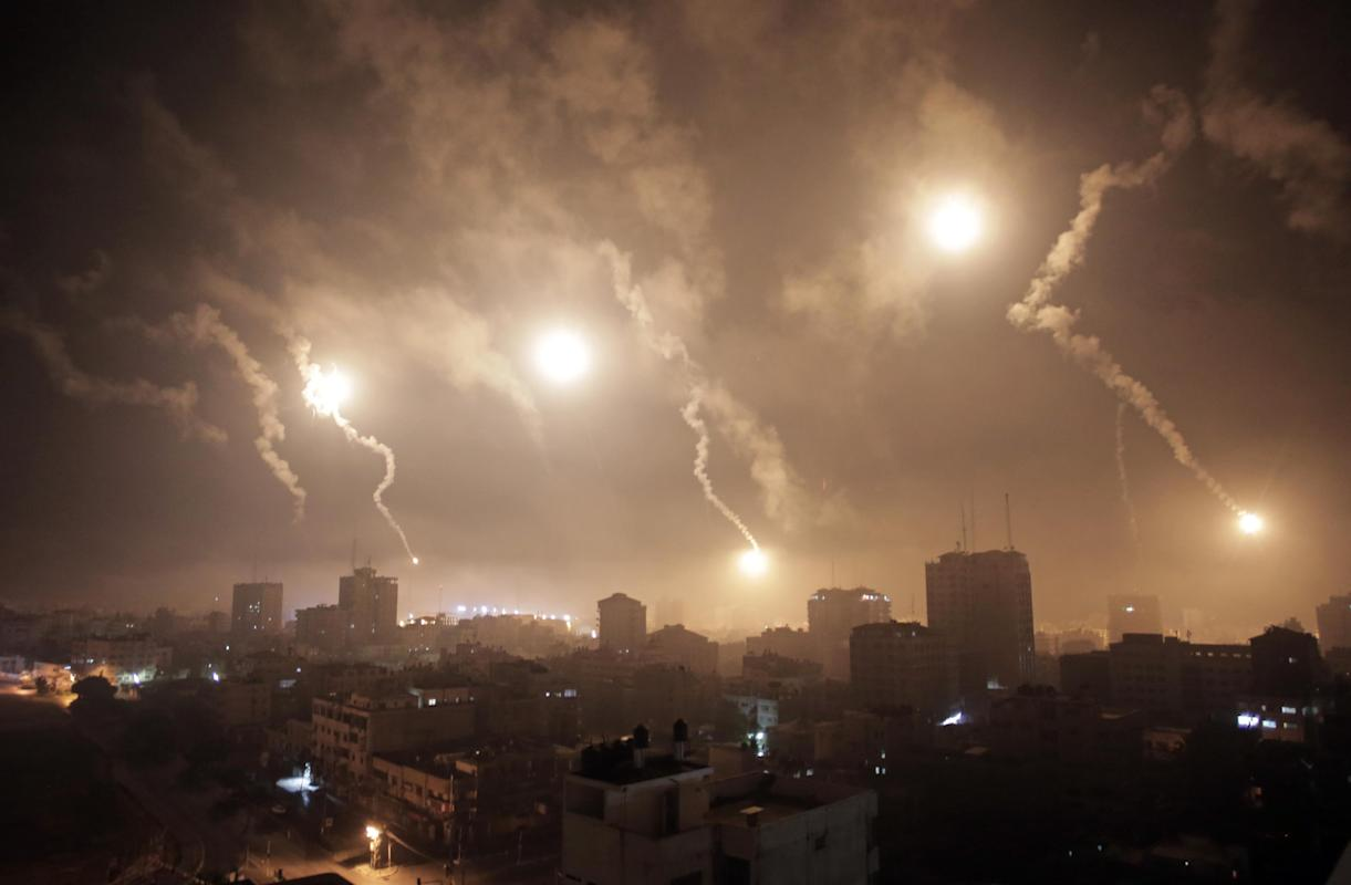 Cease-Fire Collapses After Terrorist Hamas Fires Rockets Into Israel