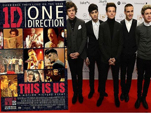 One Directión se lanza al cine con su documental This Is Us