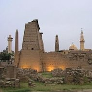 Berwisata Arkeolog di Kota Luxor