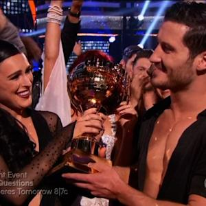 'Dancing with the Stars' Crowns Newest Champs