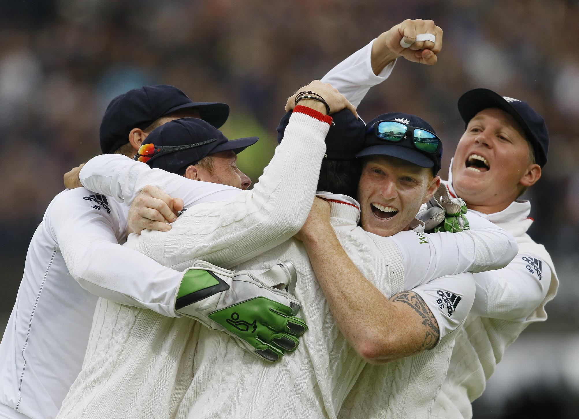 Buoyant England aims to wrap up test series against NZ
