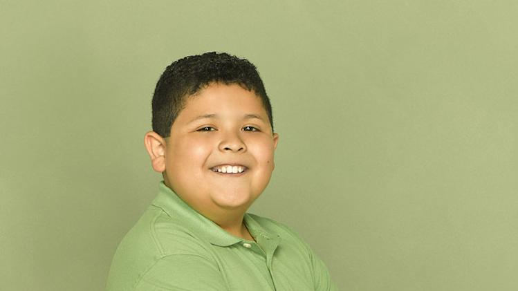 "Rico Rodriguez in the ABC series ""Modern Family"""