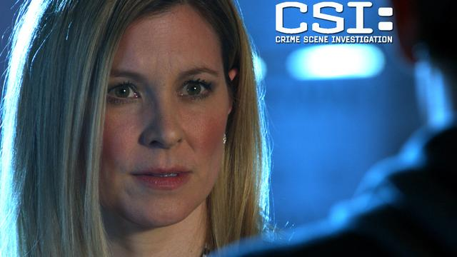 CSI: - The Queen