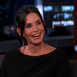 Courteney Cox Jealous of 'Rachel' Haircut