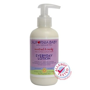 California Baby Overtired &amp; Cranky Everyday Lotion