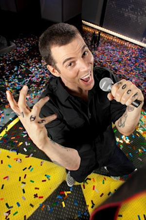Steve-O says 'Killer Karaoke' is 'delightfully uncomfortable'