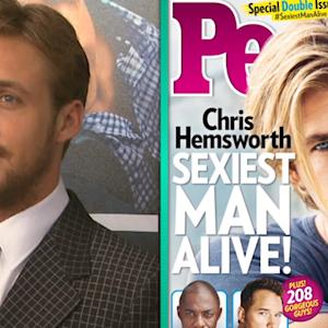 Why Ryan Gosling Has Never Been Named 'Sexiest Man Alive'