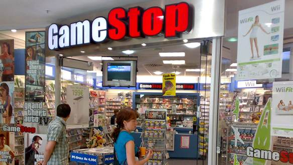 This month looks like the perfect time to cash in by selling your old games to GameStop