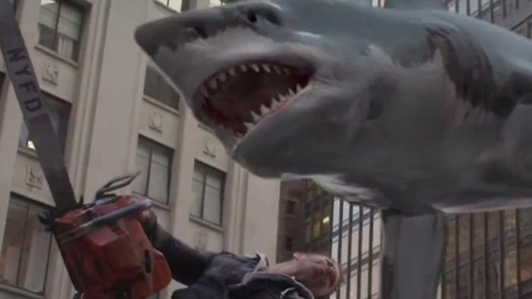 I watched 'Sharknado 2' clean, sober, and alone. Learn from my mistake.