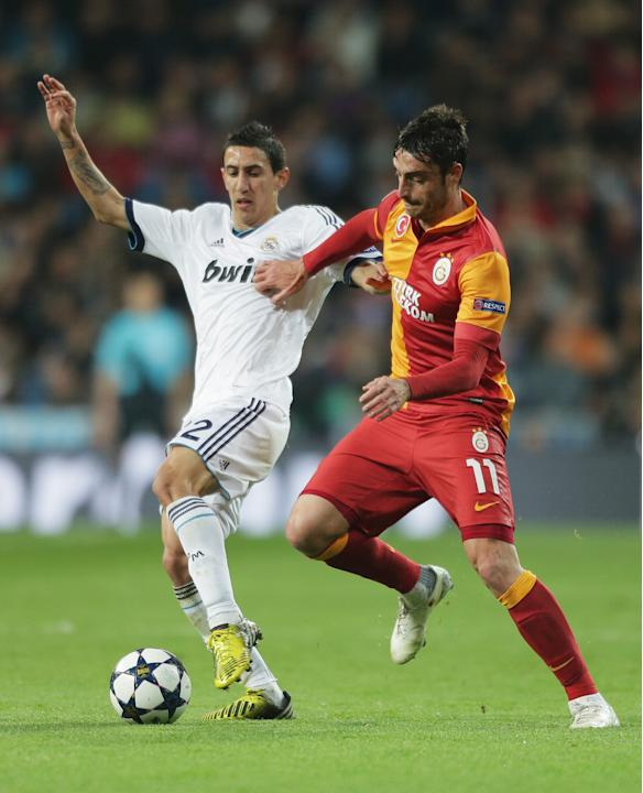 Real Madrid v Galatasaray - UEFA Champions League Quarter Final