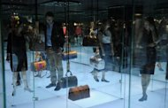 "<p>Guests preview a Louis Vuitton ""maison"" store in Shanghai in July 2012. Asia-Pacific has overtaken North America as home to the most millionaires for the first time, boosted by a rise in the number of wealthy in China and Japan, a report released on Wednesday showed.</p>"