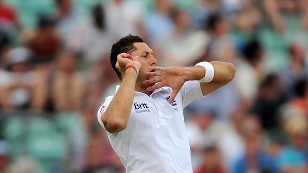 Tim Bresnan will not be travelling to New Zealand