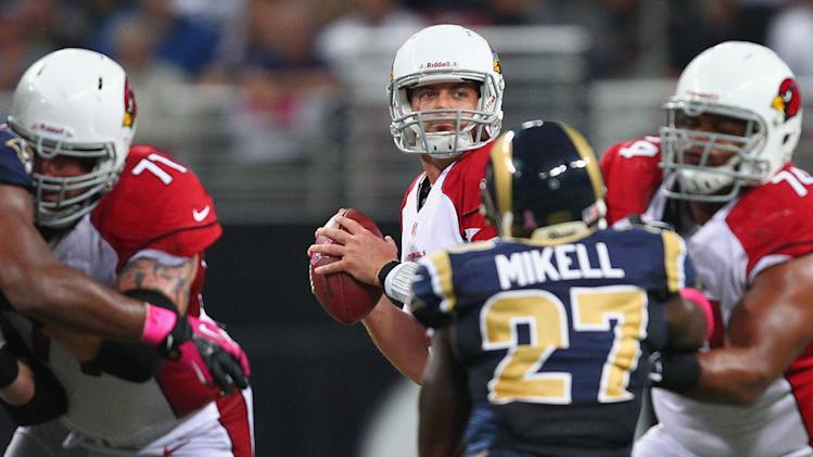 Arizona Cardinals v St. Louis Rams