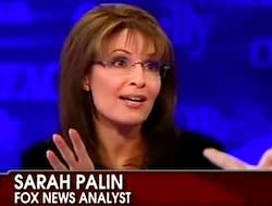 Sarah Palin Leaves Fox News