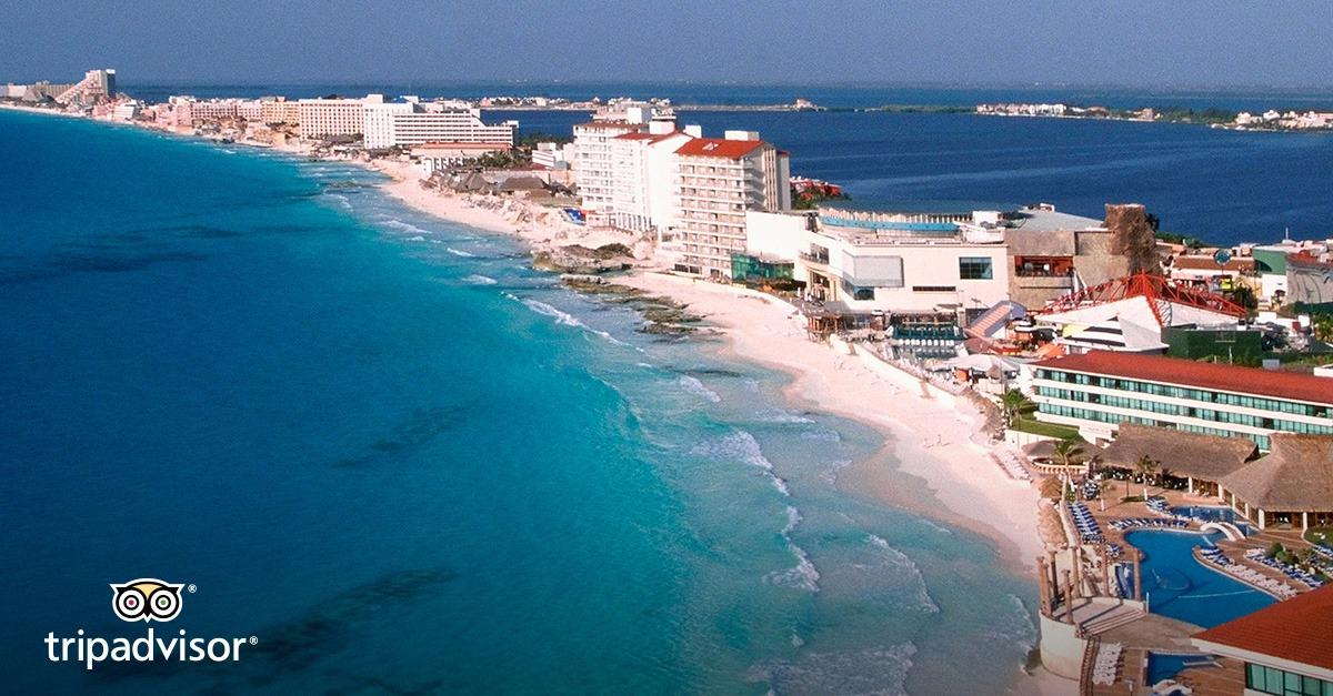 What's the #1 hotel in Cancun?
