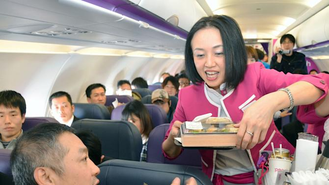 Low-cost flying arrives in luxury-loving Japan