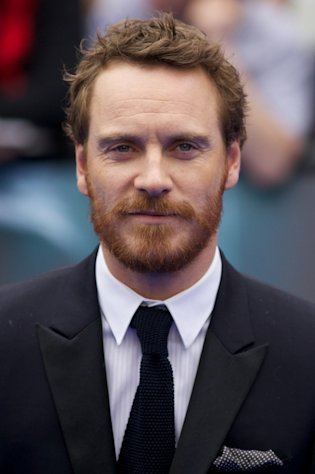 Michael Fassbender arrives on the red carpet to attend the world premiere of the film &#39;Prometheus&#39; in London on May 31, 2012 -- Getty Premium