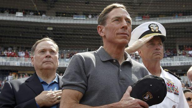 There's a Mystery Third Woman in the Petraeus Affair