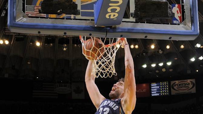 Grizzlies come back to beat Warriors 88-81 in OT