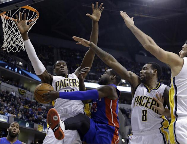 Pacers head to Miami after 101-96 loss to Pistons