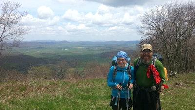 The Dad Who Hiked to Fight Hunger