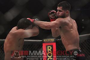 Reza Madadi Hit with Visa Issue; Michael Chiesa Now Faces Jorge Masvidal at UFC on Fox 8