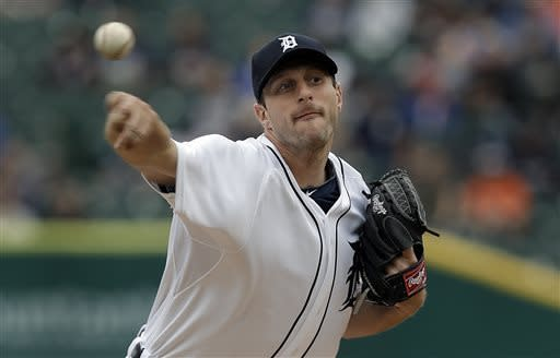 Tigers beat Rays 5-2, Scherzer now 8-0
