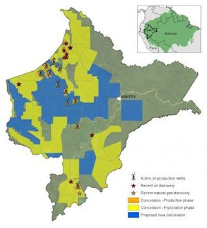 Oil Drilling Contaminated Western Amazon Rainforest, Study Confirms