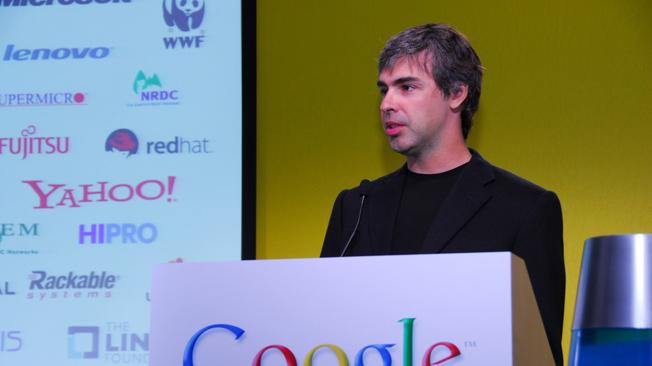 Google CEO Page knocks antitrust regulators at first public appearance in months [video]
