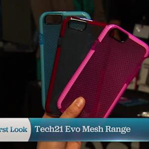 Tech21's Evo Mesh case protects your iPhone 6 from bumps and falls