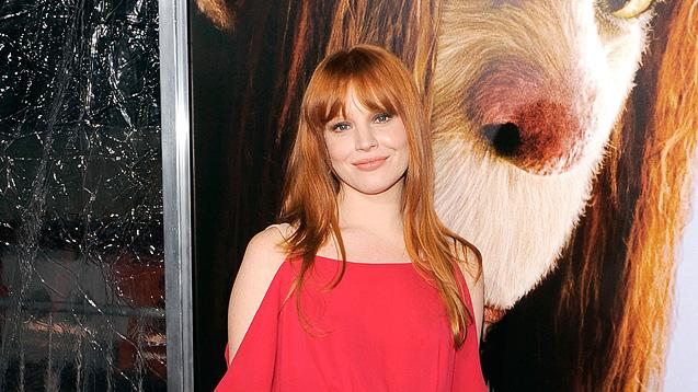 Where the wild things are NY premiere 2009 Lauren Ambrose