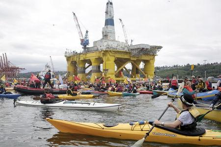For green activists, Arctic drilling could be the next big thing