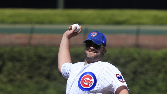 Cubs shut out Cardinals 7-0