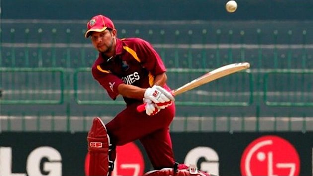 Cricket - Sarwan set to return for West Indies