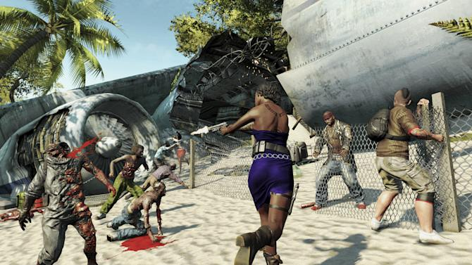 Review: A new 'Dead Island' vacation with zombies