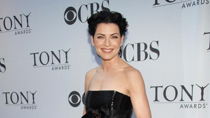 Julianna Margulies at the 60th Annual Tony Awards.