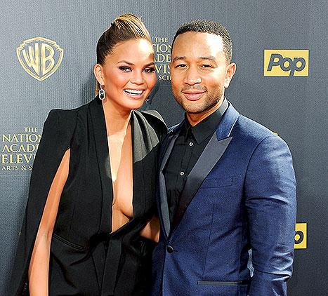 """Chrissy Teigen Struggled to Conceive Before Pregnancy News But Always Wanted """"a Lot of Kids"""": A Look Back"""