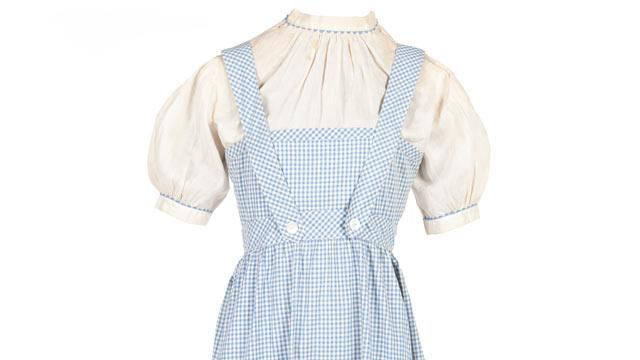 Dorothy's 'Oz' Dress Could be Yours