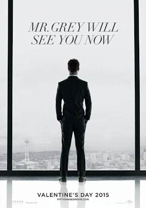'Fifty Shades of Grey' poster -- Universal Pictures