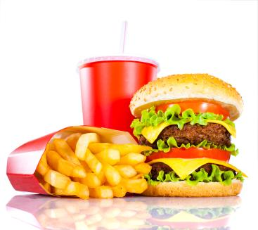Cut Down On Fast Food