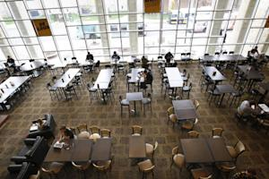 The University of Missouri's Student Center remains …
