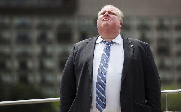 The World May Never See Rob Ford's Crack Video After All