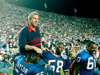 Parcells, Sapp, Carter Among 7 Hall Inductees